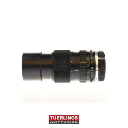 Olympus Zuiko OM 75‑150mm F 4.0