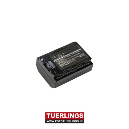 Tuerlings Gold Line NP-FZ100 accu voor Sony