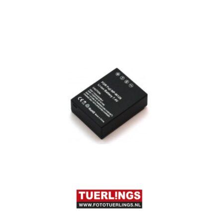 Tuerlings Gold Line NP-W126 1600mAh Fuji accu
