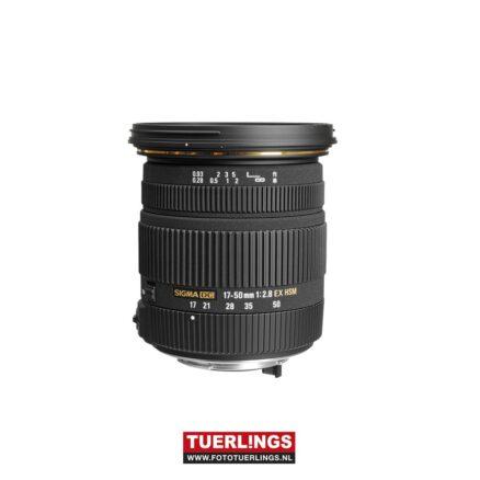 Sigma 17-50mm F/2.8 DC EX HSM OS Nikon occasion