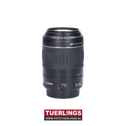 Canon EF 55-200mm f / 4.5-5.6 II USM occasion