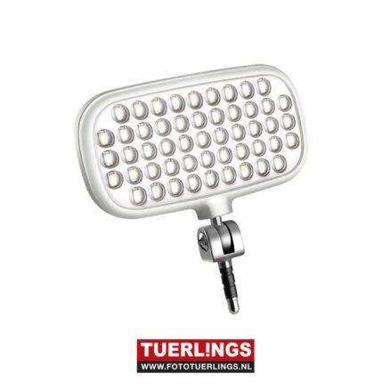 Metz Megalight LED-72 smart WHITE