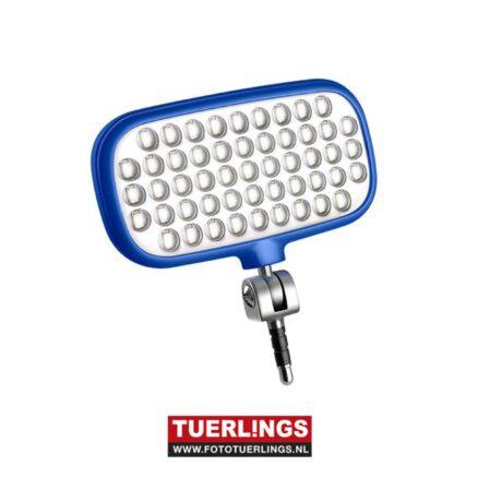 Metz Megalight LED-72 smart BLUE