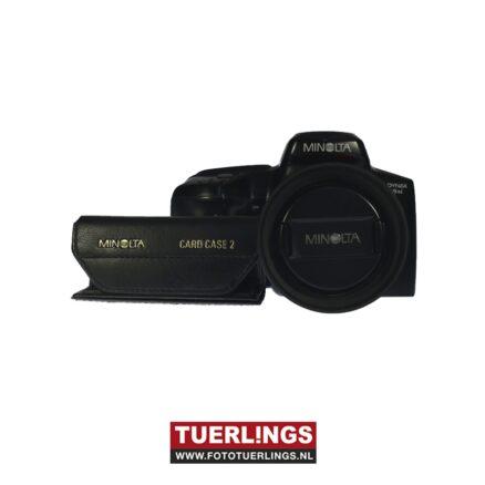 Minolta Dynax 5xi+28-80mm+10 functie kaarten