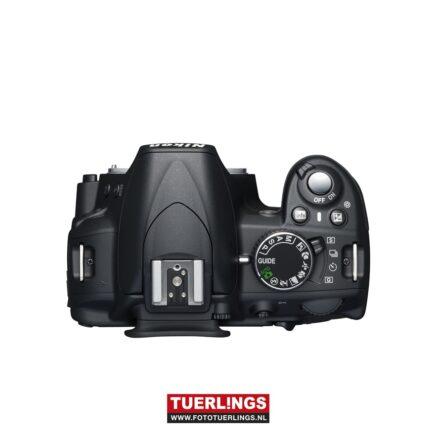 Nikon D3100 Spiegelreflex body occasion