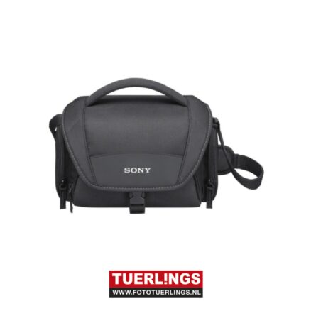 Sony LCSU21B Carrying case