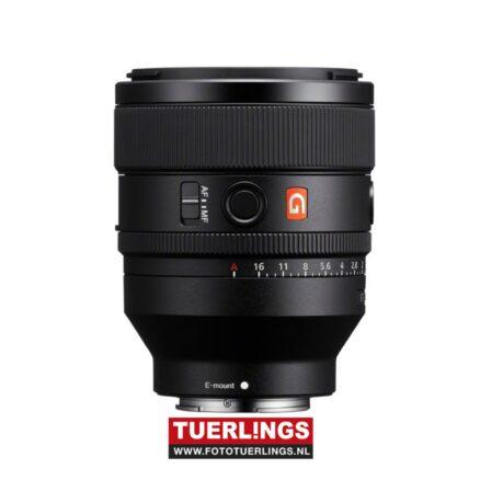 Sony SEL50F12GM 50mm F1.2GM Lens
