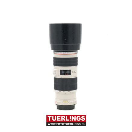Canon EF 70-200mm F4 L IS USM occasion