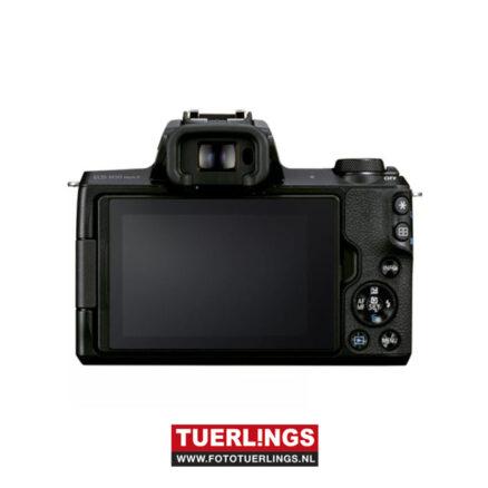 Canon EOS M50 II zwart + EF-M 15-45 mm IS STM
