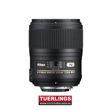 Nikon AF-S Micro NIKKOR 60mm f2.8G ED  occasion