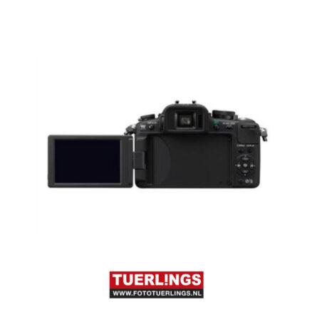 Panasonic Lumix DMC-G2 Zwart + G Vario 14-42 mm F3.5-5.6 Occasion