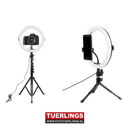 Kingjoy AFI R11+FL019+BD3+KT26 Ringlight Set