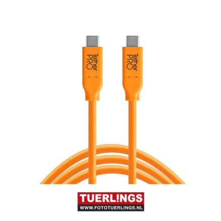 Tether Tools TetherPro USB-C naar USB-C 4.6 meter