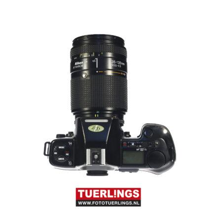 Nikon F801 Body + 28-135mm 3.5-4.5 Macro occasion