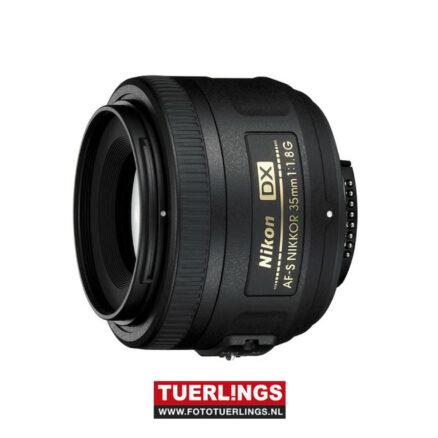 Nikon Nikkor AF-S DX 35mm F1.8G occasion