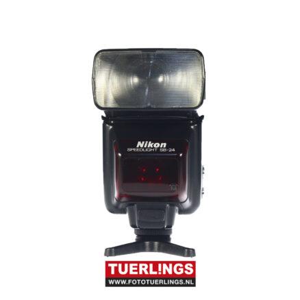 Nikon SB-24 speedlight flitser occasion