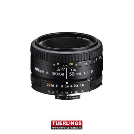 Nikon AF-S Nikkor 50mm F1.8 D occasion