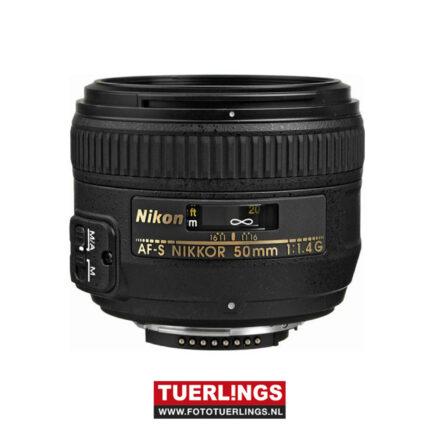 Nikon AF-S 50mm f1.4G occasion