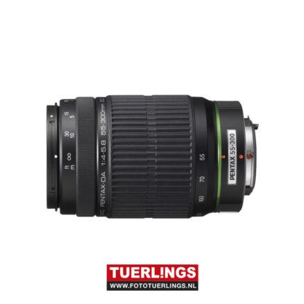 Pentax smc DA 55-300mm f4.0-5.8 ED occasion