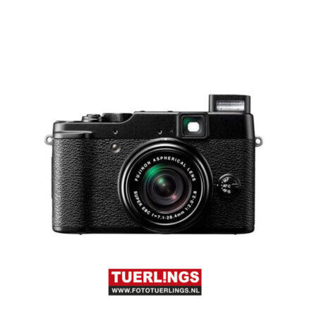 Fujifilm Finepix X10+40mm cir. pol filter occasion