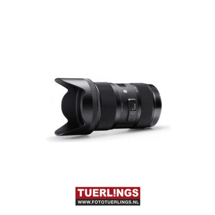 Sigma 18-35mm 3.5-4.5 D Aspherical voor Nikon occasion