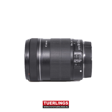 Canon EFS 18-135mm F3.5-5.6 IS occasion