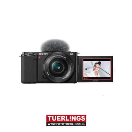 Sony ZV-E10 vlog camera + 16-50mm (ZVE10LBDI)