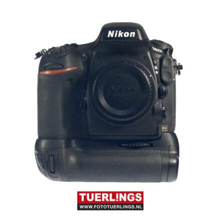 Nikon D800E+MB-D12 Grip slechts 5903 clicks !!