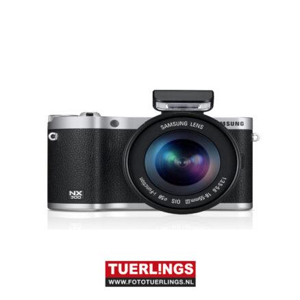 Samsung NX300 + 18-55mm OIS occasion