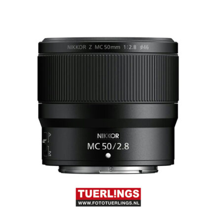 Nikon NIKKOR MC Z 50mm F2.8