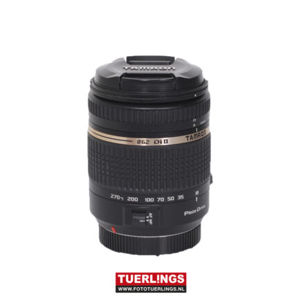 Tamron AF 18-270mm f3.5-6.3 Di IIPZD Sony A-mount occasion
