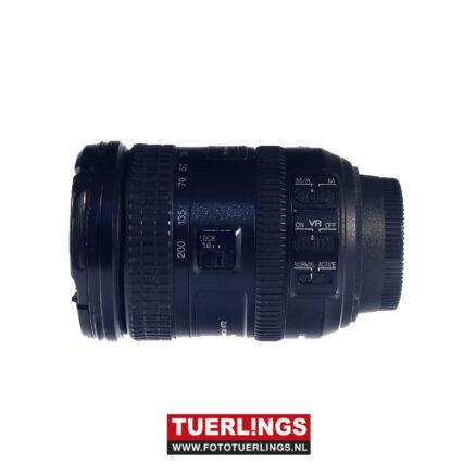 Nikon AF-S 18-200mm F3.5-5.6G DX VR II occasion