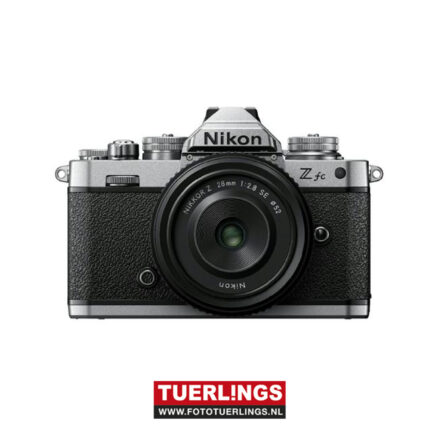NIKON Z fc + 28 F/2.8 Special Edition