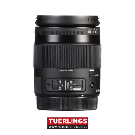 Sigma 18-200mm F3.5-6.3 DC Macro OS HSM Canon